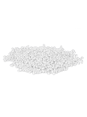Perles déco Blanc 3-3,5mm (180g)