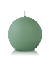 Bougie ronde Menthe 7cm