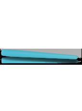 Chandelle Bleu Turquoise 2,3x25cm