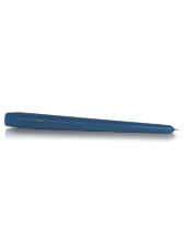 Chandelle Bleu Saphir 2,3x25cm