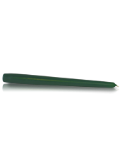 Chandelle Vert Sapin 2,3x25cm