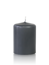 Bougie votive Gris Anthracite 5x7cm