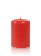 Bougie votive Rouge 5x7cm