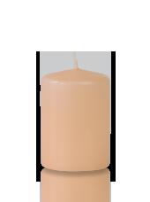 Bougie votive Rose Poudré 5x7cm