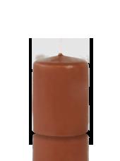 Bougie votive Caramel 5x7cm