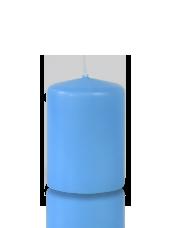 Bougie votive Bleu Turquoise 5x7cm