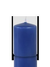 Bougie votive Bleu Saphir 5x7cm