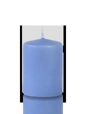 Bougie votive Bleu Arctique 5x7cm
