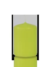 Bougie votive Vert Citron 5x7cm
