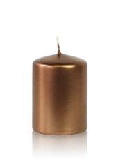 Bougie votive Bronze 5x7cm