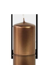 Bougie votive Bronze 5x7cm