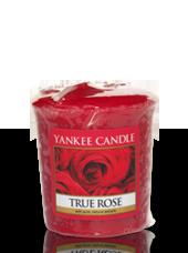 Bougie votive Rose Véritable 4,6x4,8cm