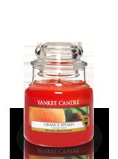 Petite jarre Orange Tonic 5,8x8,6cm