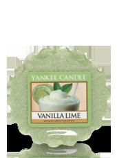 Tartelette Vanille Citron Vert 5,6x1,5cm