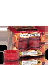 Lumignons Canneberge Mandarine x12