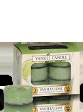 Lumignons Vanille Citron Vert x12