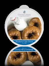Cire parfumée Donut à la Myrtille