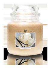 Moyenne Jarre Crème Vanille