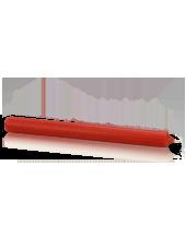 Chandelle premium Rouge 2,2x25cm