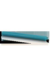 Chandelle premium Bleu turquoise 2,2x25cm