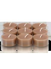 9 bougies chauffe-plat Nougat