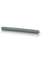 Chandelle premium Grise 2,2x25cm