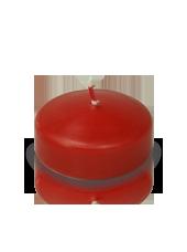 Bougie flottante Rouge 5cm