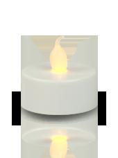Chauffe-plat LED