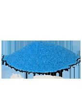 Sable Décoratif Turquoise 1mm(500g)