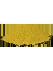 Sable Décoratif Jaune 2-4mm(500g)