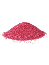 Sable Décoratif Fuchsia 2-4mm(500g)