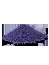 Sable Décoratif Violet 2-4mm(500g)