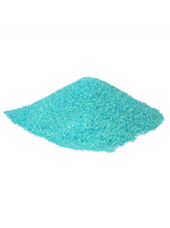 Sable Décoratif Turquoise 2-4mm(500g)