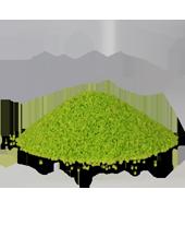 Sable Décoratif Vert 2-4mm(500g)