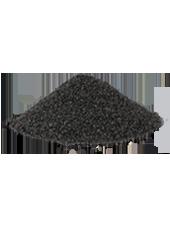 Sable Décoratif Noir 2-4mm(500g)