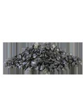 Pierres de Verre Noir 10mm(500g)