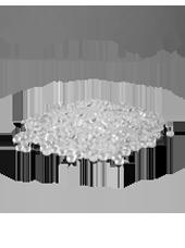 Perles de pluie Naturel 2-4mm (60g)