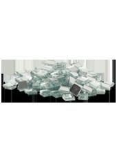 Eclats de miroirs 10mm (135g)