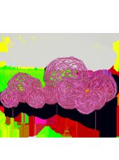 Assortiment de 10 boules Roses en Alu tressé (80g)