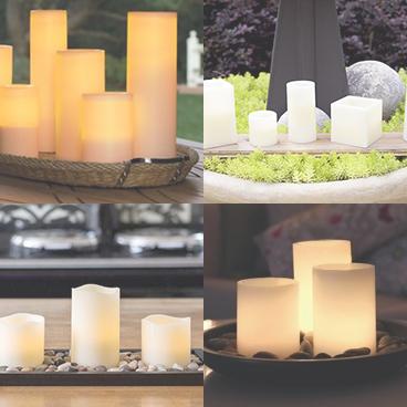 Bougie à LED - bougies électriques